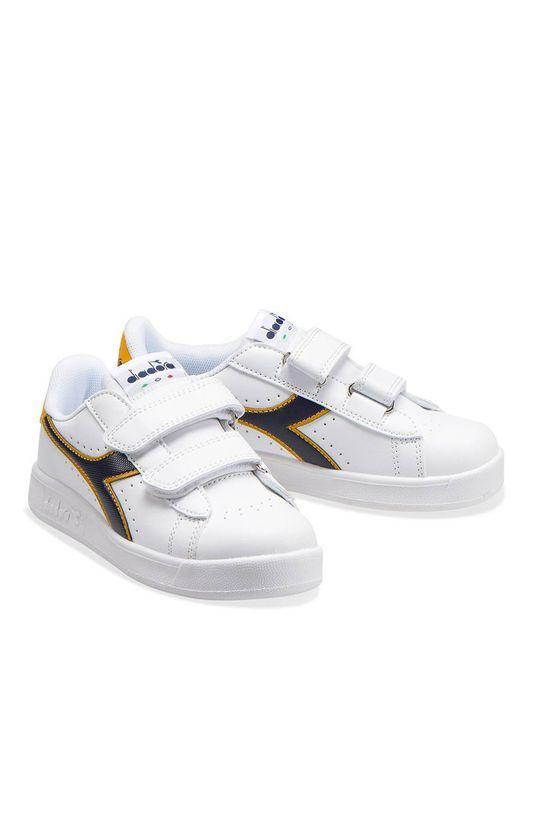 Diadora - Pantofi copii GAME P PS alb