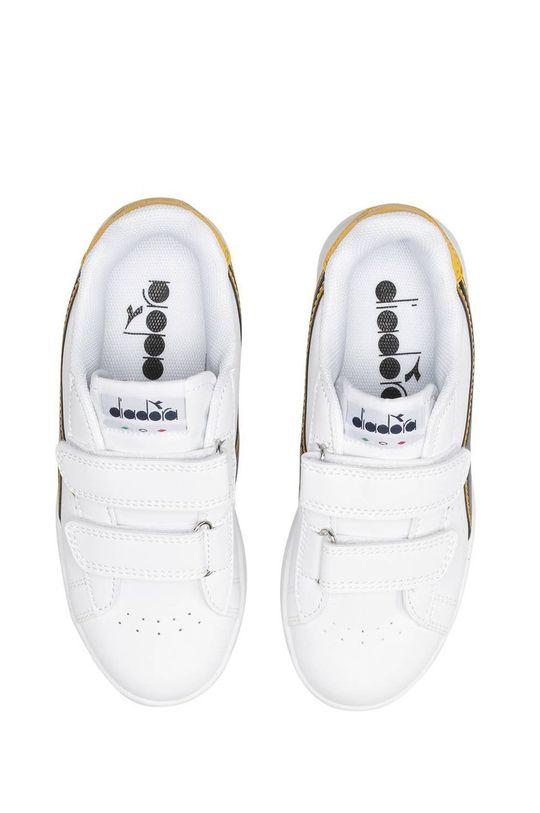 alb Diadora - Pantofi copii GAME P PS