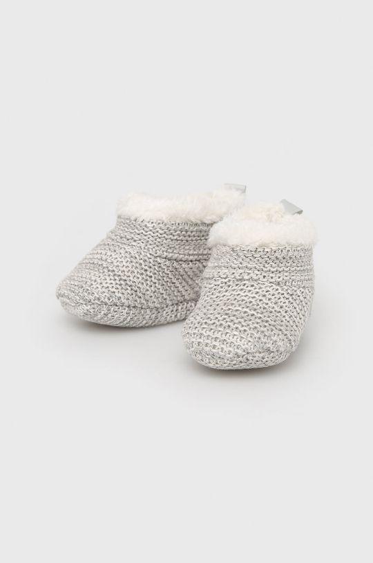 szary GAP - Buty niemowlęce Dziecięcy