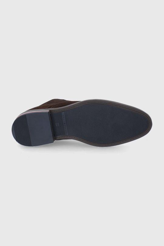 Tommy Hilfiger - Semišové boty Pánský