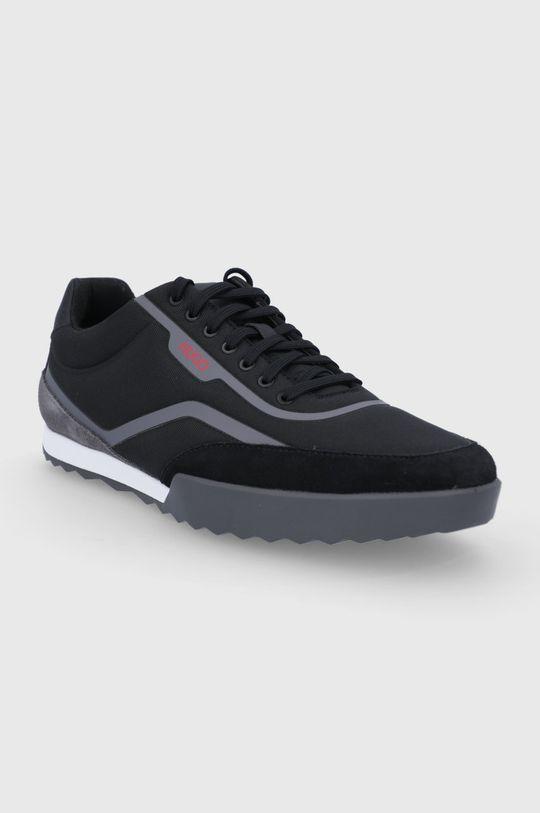 Hugo - Topánky čierna