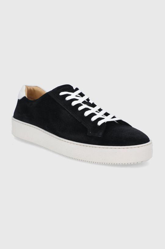 Tiger Of Sweden - Semišové boty černá