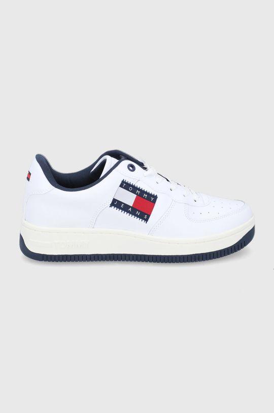 biały Tommy Jeans - Buty Męski
