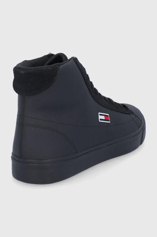 Tommy Jeans - Buty skórzane Cholewka: Skóra naturalna, Wnętrze: Materiał tekstylny, Podeszwa: Materiał syntetyczny
