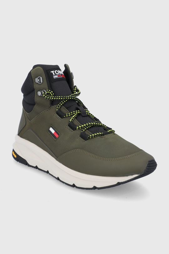 Tommy Jeans - Buty militarny