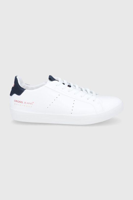 λευκό Cross Jeans - Υποδήματα Ανδρικά