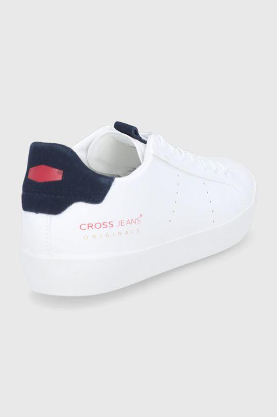 Cross Jeans - Υποδήματα  Πάνω μέρος: Συνθετικό ύφασμα, Φυσικό δέρμα Εσωτερικό: Υφαντικό υλικό Σόλα: Συνθετικό ύφασμα