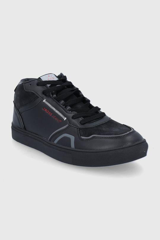 Cross Jeans - Pantofi negru