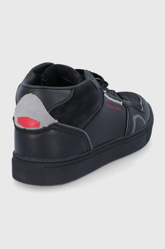 Cross Jeans - Pantofi  Gamba: Material sintetic, Piele naturala Interiorul: Material textil Talpa: Material sintetic