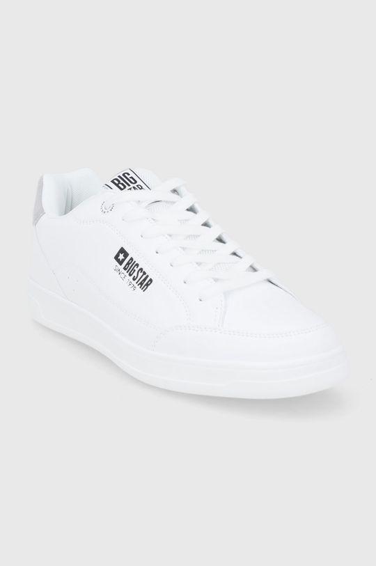 Big Star - Pantofi alb