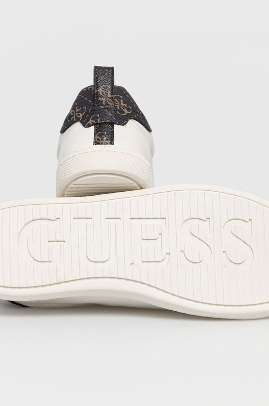 Guess - Kožené boty  Svršek: Umělá hmota, Přírodní kůže Vnitřek: Umělá hmota, Textilní materiál, Přírodní kůže Podrážka: Umělá hmota