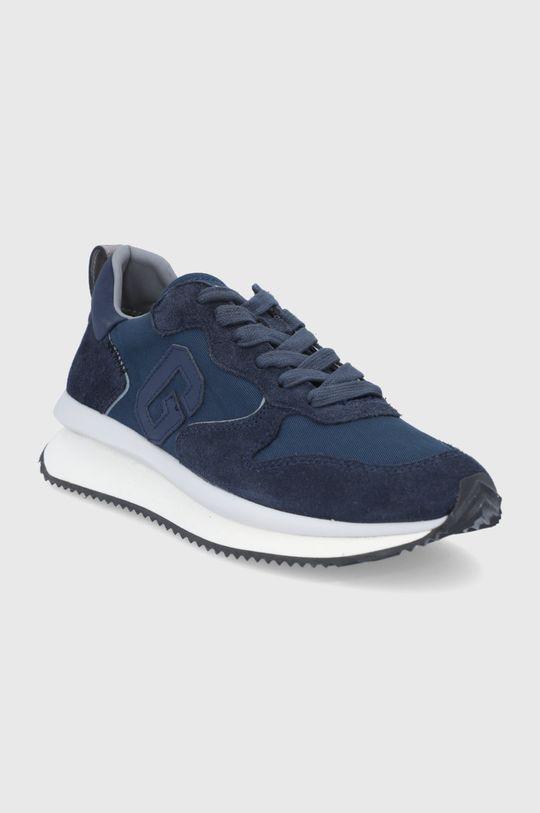 Guess - Pantofi bleumarin