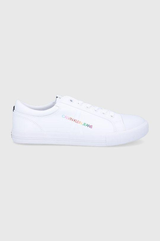 fehér Calvin Klein Jeans - Sportcipő Férfi