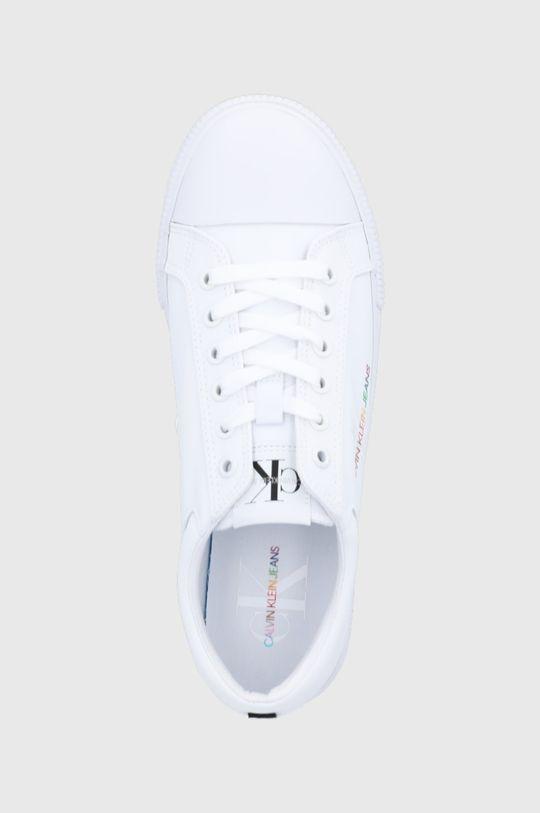 fehér Calvin Klein Jeans - Sportcipő