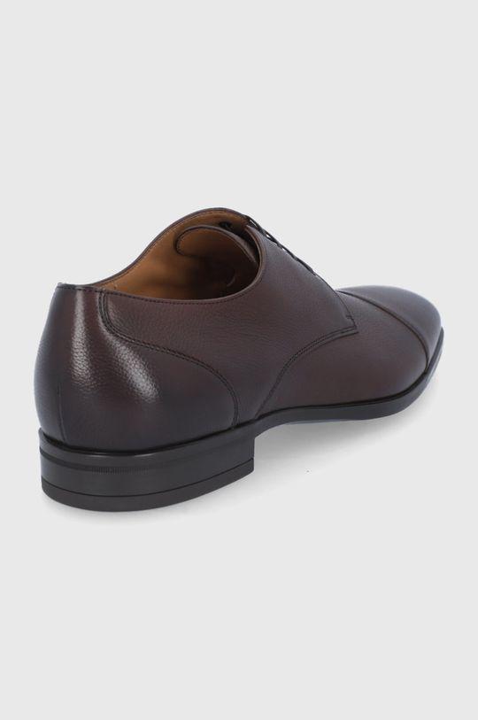 Boss - Pantofi de piele  Gamba: Piele Interiorul: Piele Talpa: Material sintetic