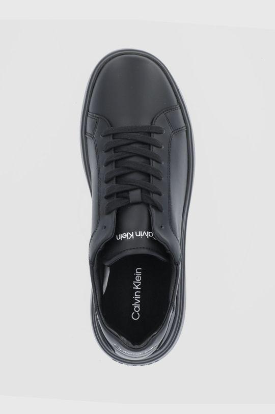 czarny Calvin Klein - Buty skórzane