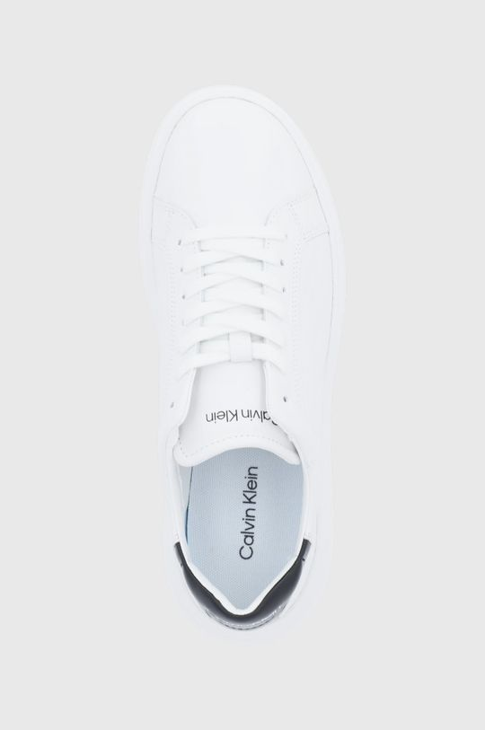 λευκό Calvin Klein - Παιδικά παπούτσια