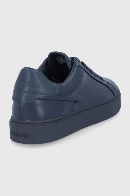 Calvin Klein - Δερμάτινα παπούτσια  Πάνω μέρος: Φυσικό δέρμα Εσωτερικό: Υφαντικό υλικό, Φυσικό δέρμα Σόλα: Συνθετικό ύφασμα