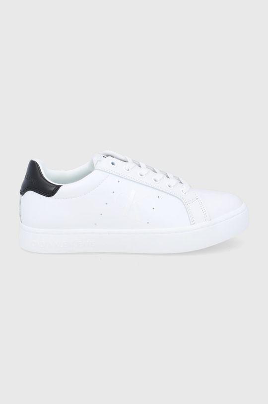 biały Calvin Klein Jeans - Buty Męski