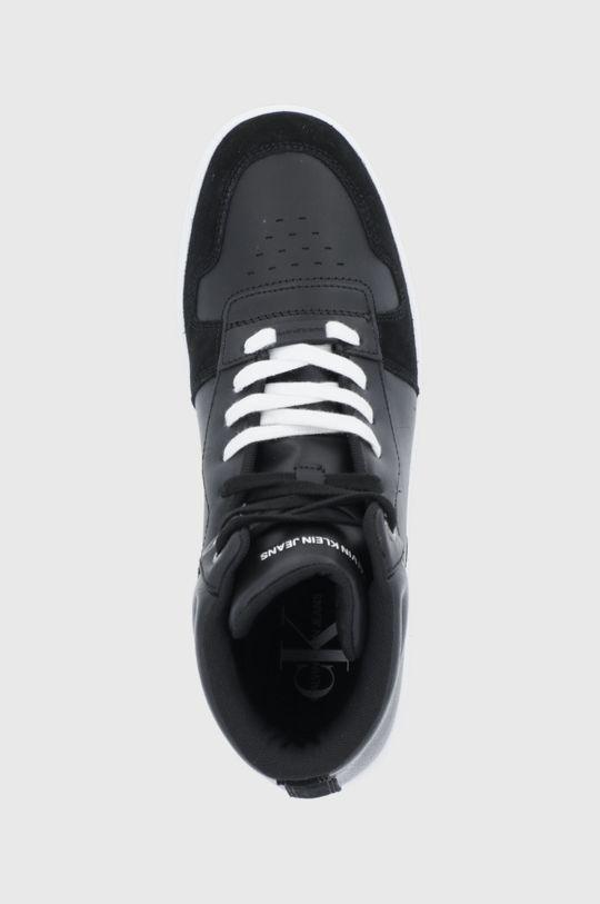 czarny Calvin Klein Jeans - Buty skórzane