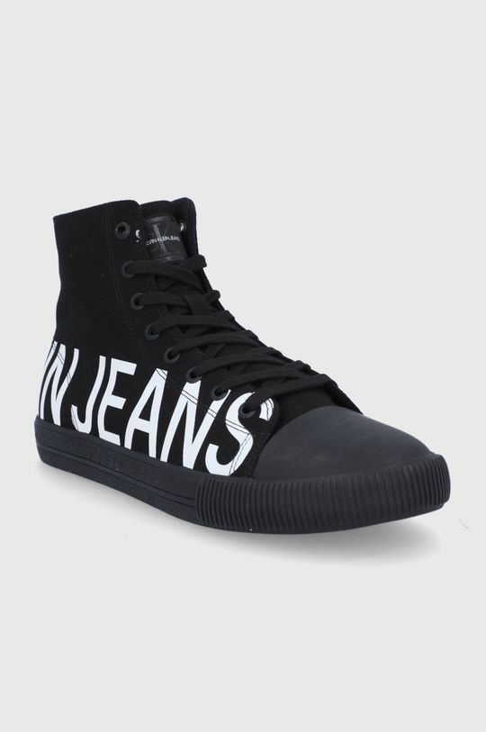 Calvin Klein Jeans - Trampki czarny
