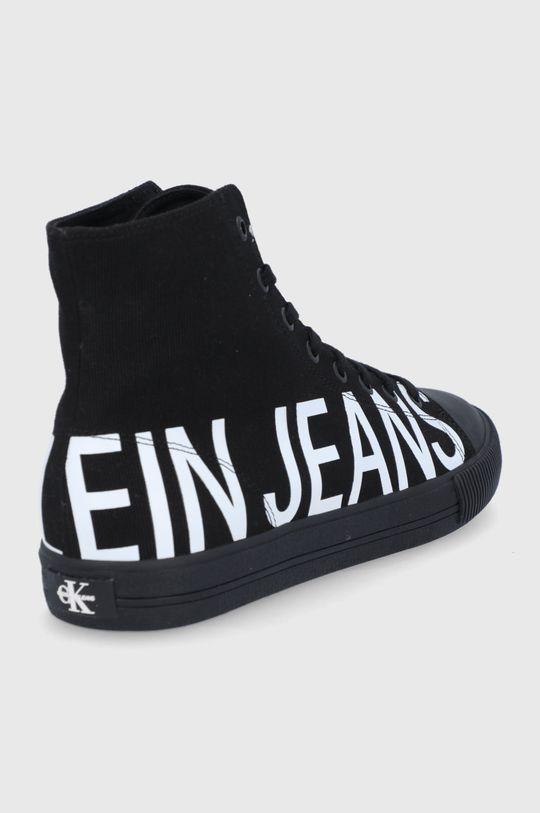 Calvin Klein Jeans - Trampki Cholewka: Materiał tekstylny, Wnętrze: Materiał tekstylny, Podeszwa: Materiał syntetyczny