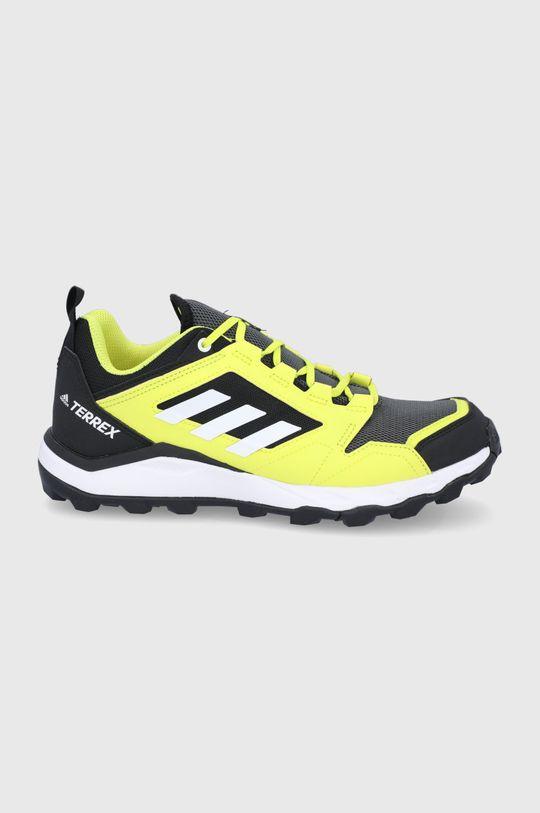 žltá adidas Performance - Topánky TERREX AGRAVIC Pánsky