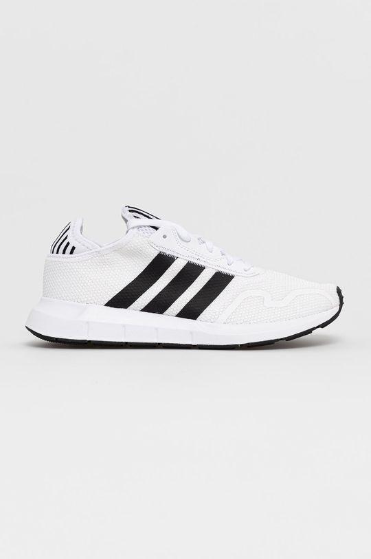 biały adidas Originals - Buty Swift Run X Męski