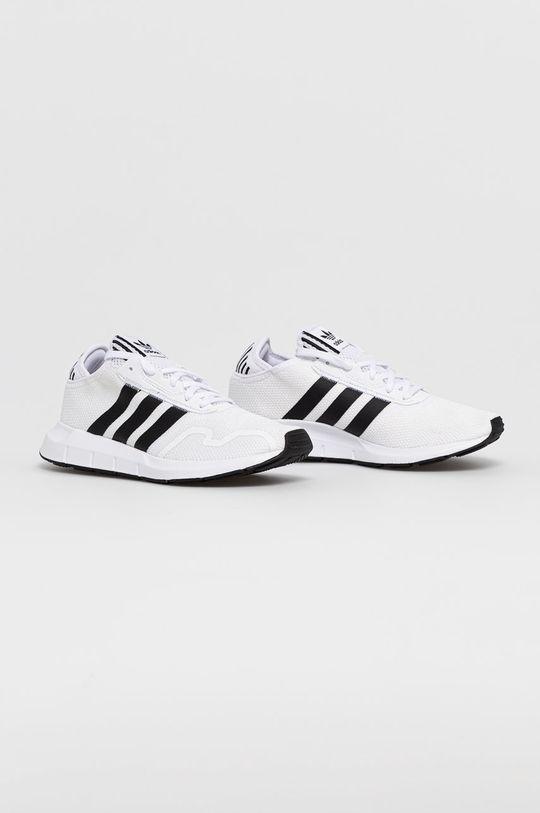 adidas Originals - Buty Swift Run X biały