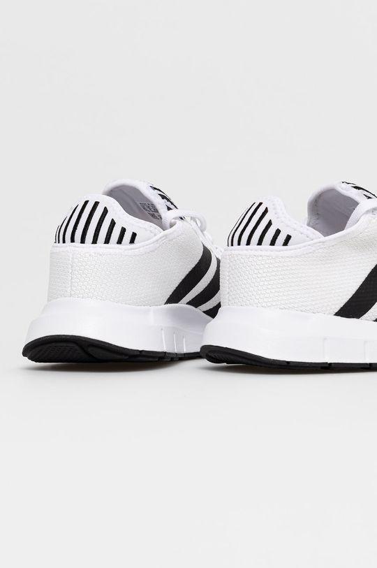 biały adidas Originals - Buty Swift Run X