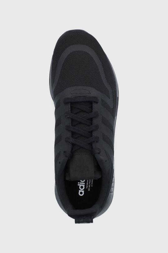 čierna adidas Originals - Topánky MULTIX