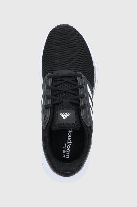černá adidas - Boty EQ19 Run