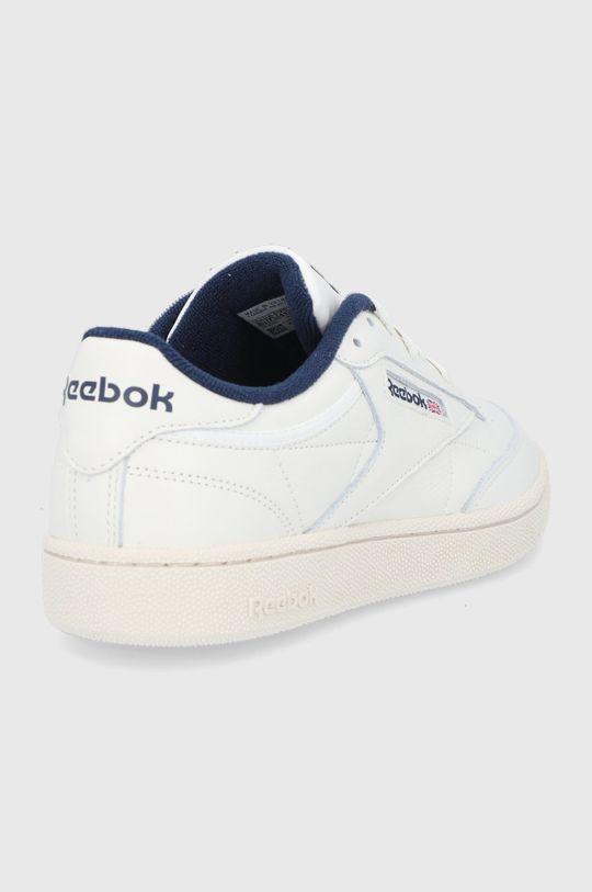 Reebok Classic - Kožené boty Club C 85 MU  Svršek: Přírodní kůže Vnitřek: Textilní materiál Podrážka: Umělá hmota