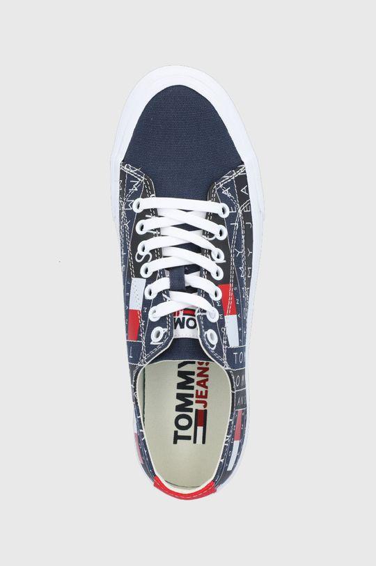 granatowy Tommy Jeans - Tenisówki