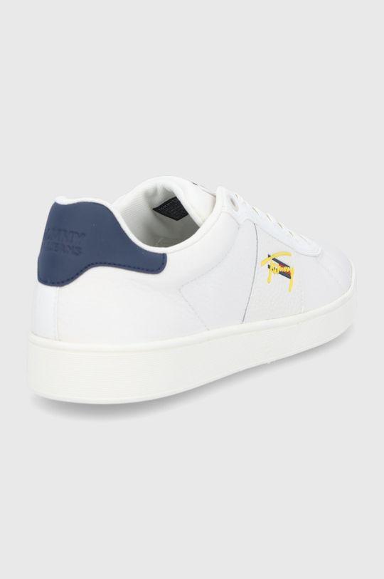 Tommy Jeans - Boty  Svršek: Umělá hmota, Přírodní kůže Vnitřek: Textilní materiál Podrážka: Umělá hmota