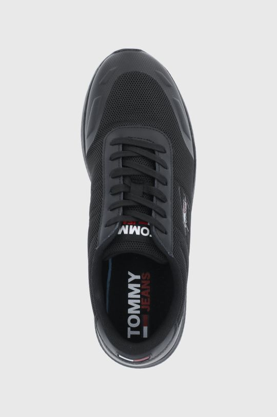 černá Tommy Jeans - Boty