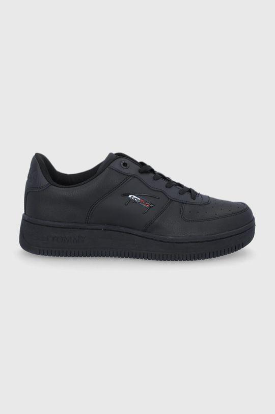 černá Tommy Jeans - Boty Pánský