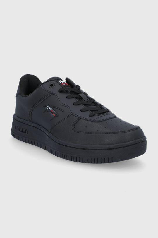 Tommy Jeans - Boty černá