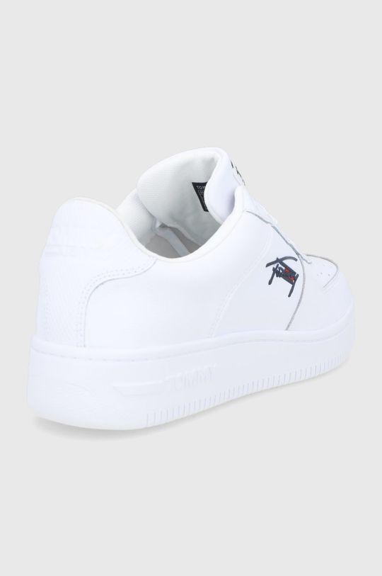 Tommy Jeans - Kožené boty  Svršek: Umělá hmota, potahová kůže Vnitřek: Textilní materiál Podrážka: Umělá hmota