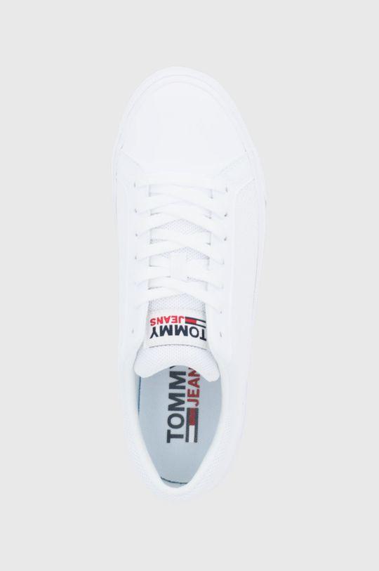biały Tommy Jeans - Tenisówki