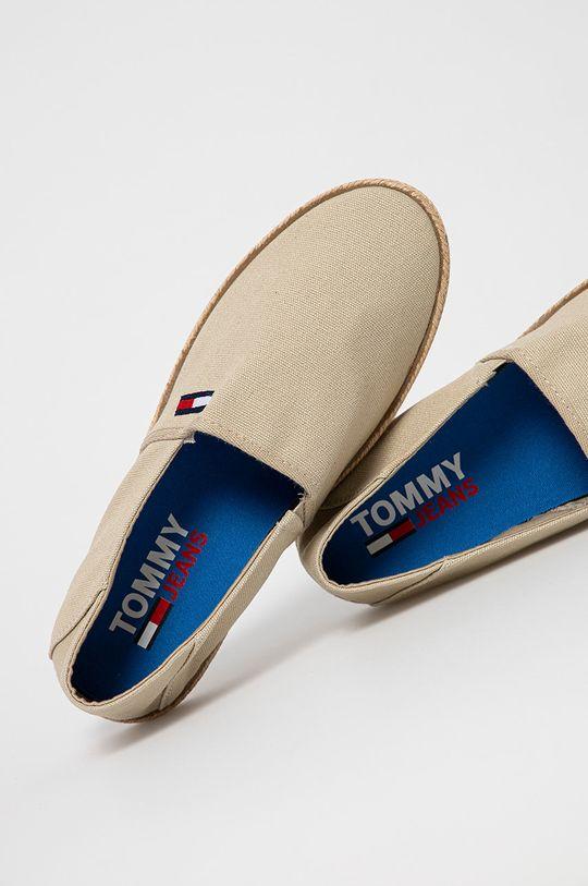 béžová Tommy Jeans - Espadrilky