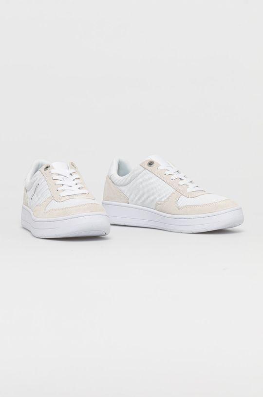 Tommy Hilfiger - Cipő fehér
