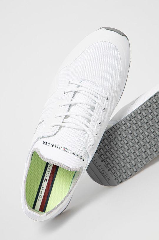 Tommy Hilfiger - Boty  Svršek: Umělá hmota, Textilní materiál Vnitřek: Textilní materiál Podrážka: Umělá hmota