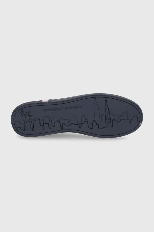 Tommy Hilfiger - Kožené boty Pánský