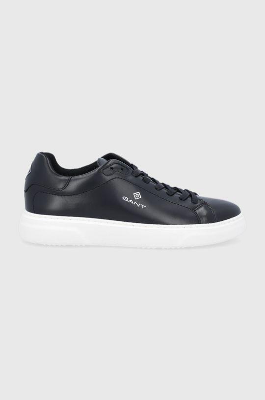 černá Gant - Kožené boty Joree Pánský