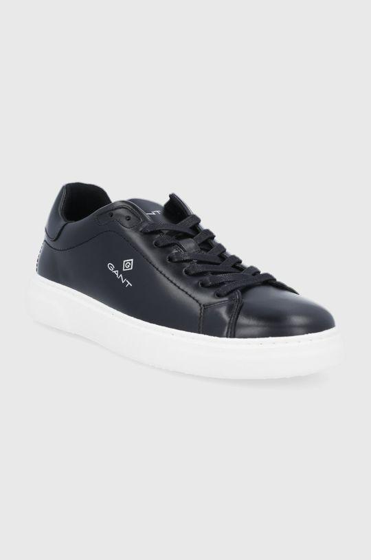 Gant - Kožené boty Joree černá