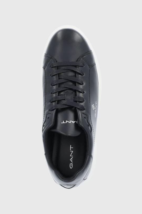 černá Gant - Kožené boty Joree