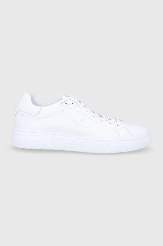 biały Gant - Buty skórzane Joree Męski