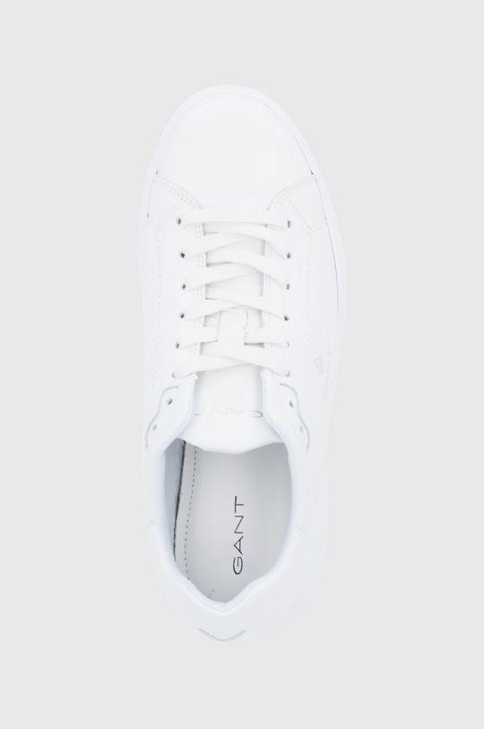 biały Gant - Buty skórzane Joree