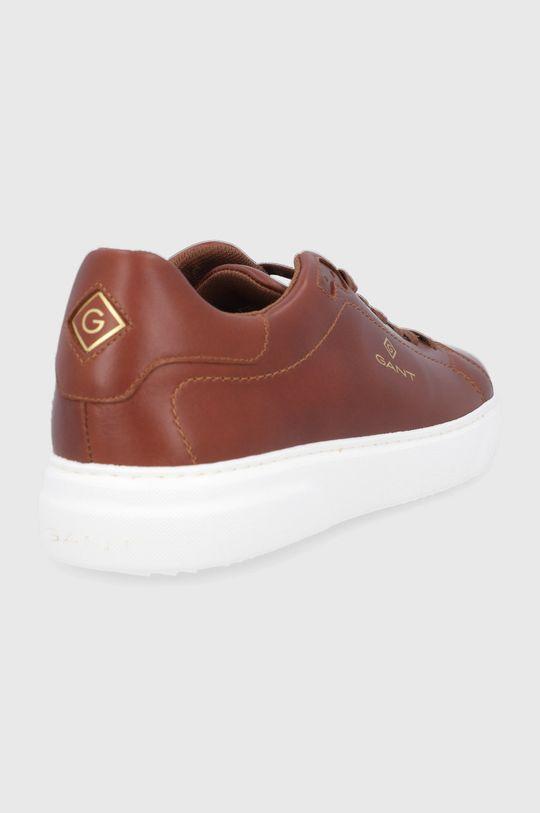 Gant - Kožené boty Joree  Svršek: Přírodní kůže Vnitřek: Textilní materiál Podrážka: Umělá hmota